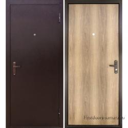 Стальная дверь Тайгер Эко ХДФ