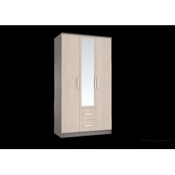 Шкаф Фиеста 3х дверный Ясень