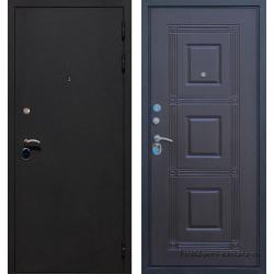 Стальная дверь Тайгер Трио (шёлк/венге)