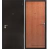 Стальная дверь Тайгер Оптима 1 (антик медь/итальянский орех)