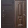Стальная дверь Тайгер Термо (медь/статус коньяк)