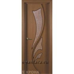 Межкомнатная дверь ДО Лидия орех