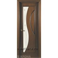 Межкомнатная дверь ДО Стелла орех