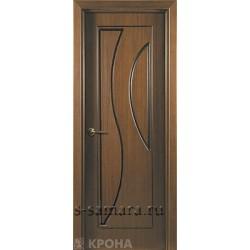 Межкомнатная дверь ДГ Стелла орех