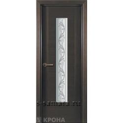 Межкомнатная дверь  ДО Карат Венге