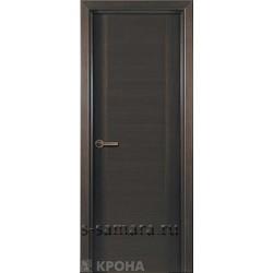 Межкомнатная дверь ДГ Карат венге