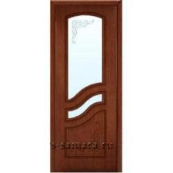 Межкомнатная дверь ДО Ривьера орех