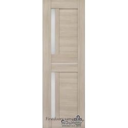 Межкомнатная дверь Версаль 3 Кремовая лиственница