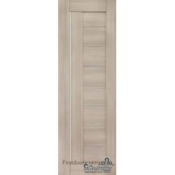 Межкомнатная дверь Версаль 2 Кремовая лиственница