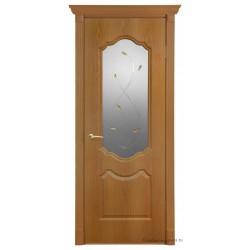 Межкомнатная дверь ДО Анастасия миланский орех
