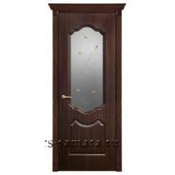 Межкомнатная дверь ДО Анастасия венге