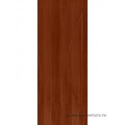 Межкомнатная дверь ДГ Луна Итальянский орех