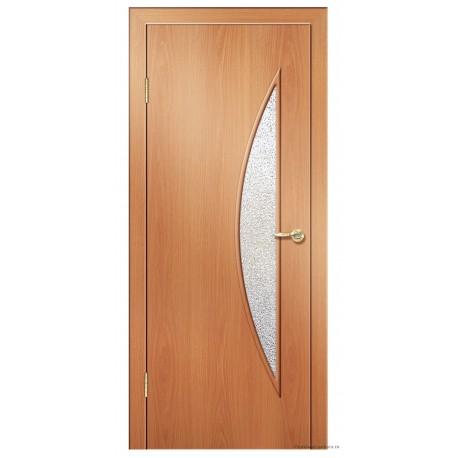 Межкомнатная дверь ДО Луна Миланский орех