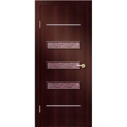 Межкомнатная дверь ДО Горизонт венге