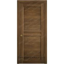 Межкомнатная дверь ДО Hispania 28 Куба махагон