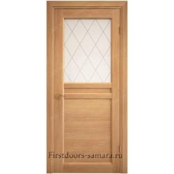Межкомнатная дверь ДО Hispania 29 Карамель