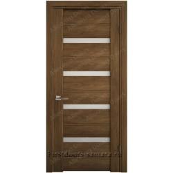 Межкомнатная дверь ДО Ferrata 15 куба махагон