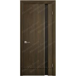 Межкомнатная дверь ДО Gemina 31 орех африканский