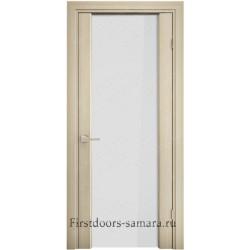 Межкомнатная дверь ДО Gemina 33 орех капучино