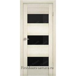 Межкомнатная дверь ДО Ferrata 13 орех капучино