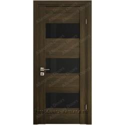 Межкомнатная дверь ДО Ferrata 13 орех африканский