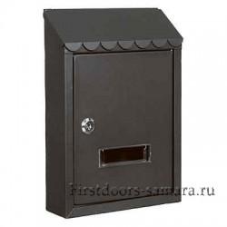 Ящик почтовый Форпост К-38013 цвет черный