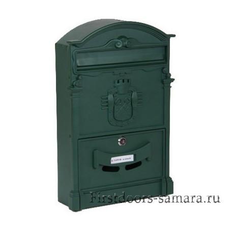 Ящик почтовый Форпост К-31091Ф цвет зеленый