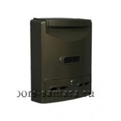 Ящик почтовый Форпост К-34001 коричневое золото