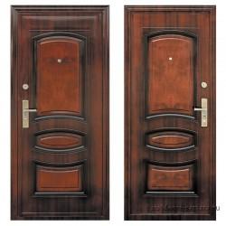Стальная дверь  Форпост 530 уценка