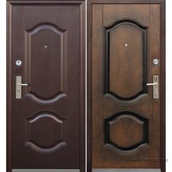 Стальная дверь K 550 комби