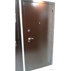 Стальная дверь Тайга три контура тепла ПО АКЦИИ