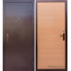 Стальная дверь  Тайгер Оптима миланский орех