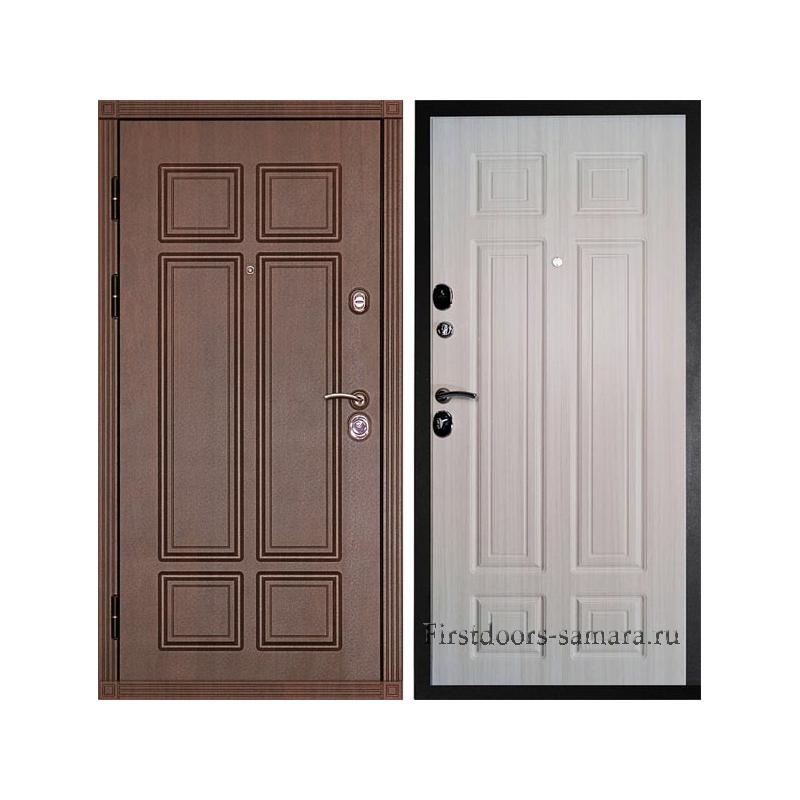 металлическая дверь решетка в парадной