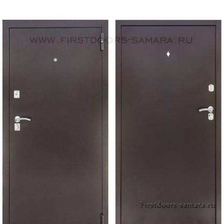 Стальная дверь Тайгер Мини Оптима 2 металл металл