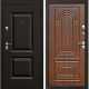 Стальная дверь  Гранд Орех, Дверной Континент