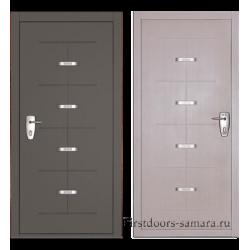 Стальная дверь  Pandoor Titan B светлая