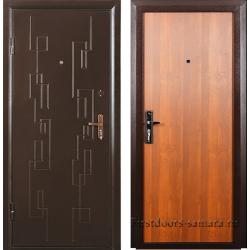 Металлическая дверь ПРОМЕТ СИТИ 2
