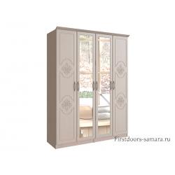 Шкаф Лилия 4-х дверный