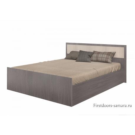 Кровать Фиеста 1,4 м Ясень