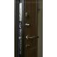 Стальная дверь Тайгер Кова (орех/орех)