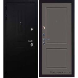 Стальная дверь Тайгер DORSTEN KODA (шелк/серый софт)