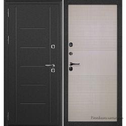 Стальная дверь Термаль беленый дуб