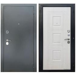 Стальная дверь Венеция Лиственница Бежевая