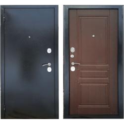 Стальная дверь Berg Рим Орех Премиум