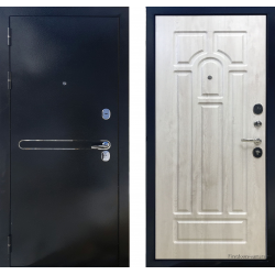Стальная дверь Berg Турин Сосна Прованс