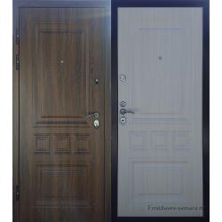 Стальная дверь Статус Коньяк Сандал