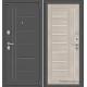 Стальная дверь ДС Porta S-2 109/П29 Cappuccino Veralinga/Антик Серебро