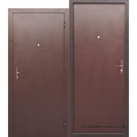 Стальная дверь СТРОЙГОСТ 5 РФ Металл/Металл