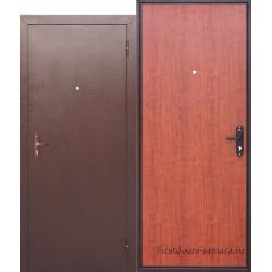 Стальная дверь СТРОЙГОСТ 5 РФ РУСТИКАЛЬНЫЙ ДУБ