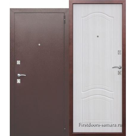 Стальная дверь Доминанта Белый ясень